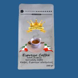 Καφές Espresso (250gr) Αλεσμένος