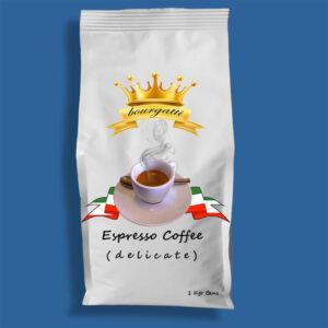 Espresso Coffee Delicate