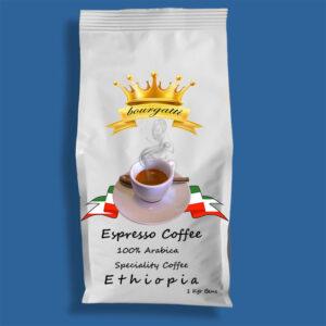 Espresso Coffee Ethiopia