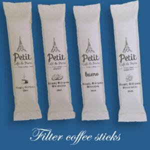 Sticks Καφέ Φίλτρου